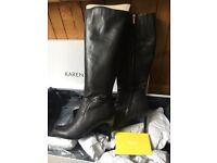 KAREN MILLEN boots RRP £295!⭐️