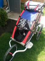 Chariot CX1 jogging stroller Top of the Line!!