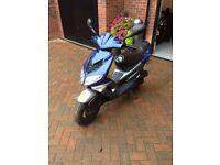 SOLD .... Peugeot Speedfight 100cc