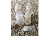 MAM Unisex Anti Colic Bottle Set