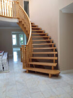 Whole Sale on Stairs & Floors, Material & Installation