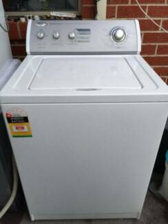 Like new ⁄ usa made 7.5 KG whirpool top whirlpool washing machine Box Hill Whitehorse Area Preview