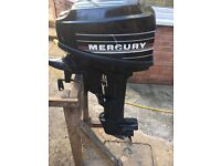 Mercury 9.9Hp Outboard Engine