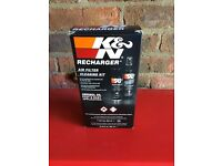 K and n recharger kit