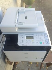 Canon MF8380Cdw All-in-one Color Laser Printer
