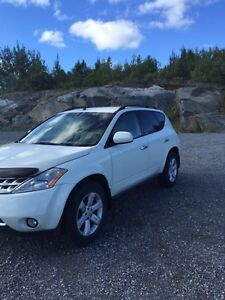 2007 Nissan Murano S Certified SUV, Crossover