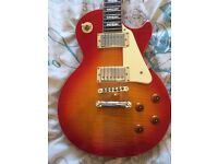 Stunning Epiphone Les Paul with Hard case