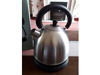 Stainless Steel Traditional Kettle - Excellent condition