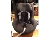 Maxi-Cost Pearl Group 1 Car Seat and FamilyFix Base