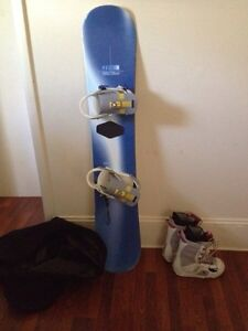 Ride Snow Board ,Bindings,Boots,Bag