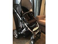 Pushchair, Britax B-Smart 4 pushchair pram