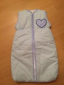 Baby gro bag 0-6 months