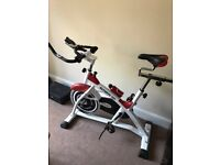 Olympic 701 exercise spin bike