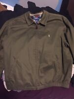 Polo Ralph Lauren Harrington Jacket Size Large