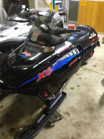 99 Polaris XC 500 Parts (Sled not for Sale) READ AD