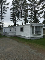 MOBILE HOME FOR SALE** REGISTERED** **BUYER MUST MOVE**