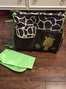 New never used diaper bag
