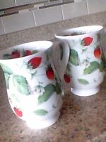 Pair of Fine China Cups from Roy Kirkland