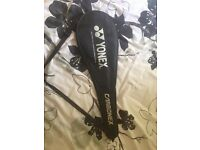 Badminton Racket Yonex Carbonex 8000 Plus ( Brand new )