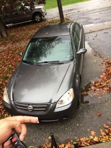 2004 Nissan Altima 2.5 S for your bike