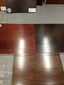 HARDWOOD FLOORING ENGINEERED LAMINATE VINYL SHEET CLICK PLANK City of Toronto Toronto (GTA) image 8