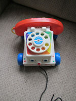 Fisher Price Classics Chatter Phone