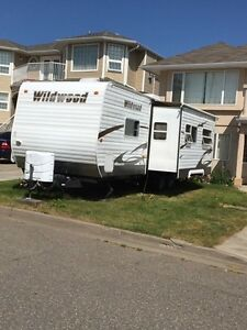 2010 Wildwood by Forest River 26ft  Prince George British Columbia image 2