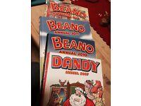 Beanos and Dandy