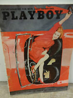 Vintage to Modern Playboy Magazines at The Old Attic