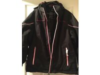 Women's Black Ski Jacket