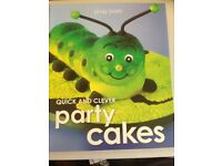 PARTY CAKE BAKING BOOK