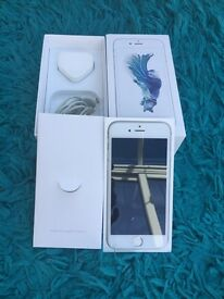 iPhone 6s 02 network 16gb