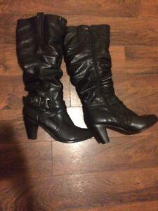Boots.  Size 9  St. John's Newfoundland image 2