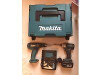 Makita 18v Drill & Impact Driver