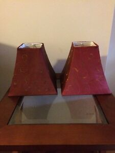 Square Bell Lamp Shades