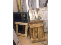 Large & small wooden pallets - Free