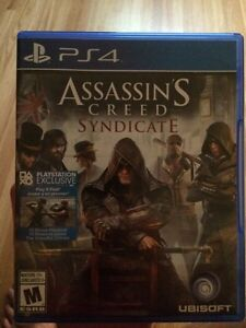 Assassins creed syndicate PS4 Regina Regina Area image 1