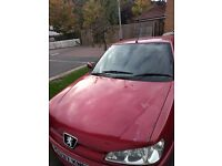 Peugeot 306 1.4LX -1999