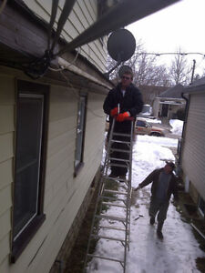 Leaky roof and need repair? call Aok Services 24/7 London Ontario image 5