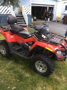 2009 Can Am Outlander MAX 800 West Island Greater Montréal image 2