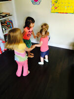 Home Daycare in Westmount