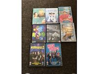 DVDs from £2 - £5