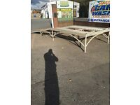 2x Steel car Ramps for sale MUST GO