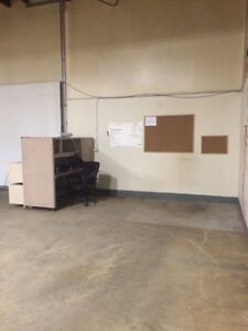40x40 shop for rent with available yard space.  Strathcona County Edmonton Area image 4
