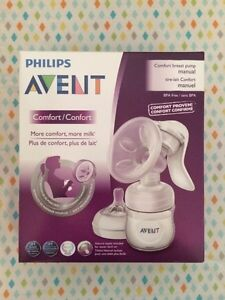 Philippes avent breast pump
