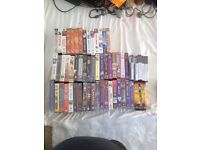 Job lot of videos and ps2 games, with free delivery to Brighton and hove