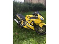 Honda CBR 600F 2001 only 13900 miles. Offers Welcome!!