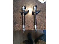 2 x ford transit injectors