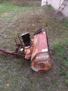 Ford lawn tractor attachments Peterborough Peterborough Area image 1