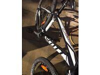 Scott aspect 740 alloy 6061 medium bike